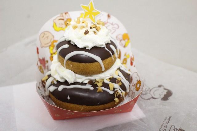 ミスドのクリスマス限定ドーナツ