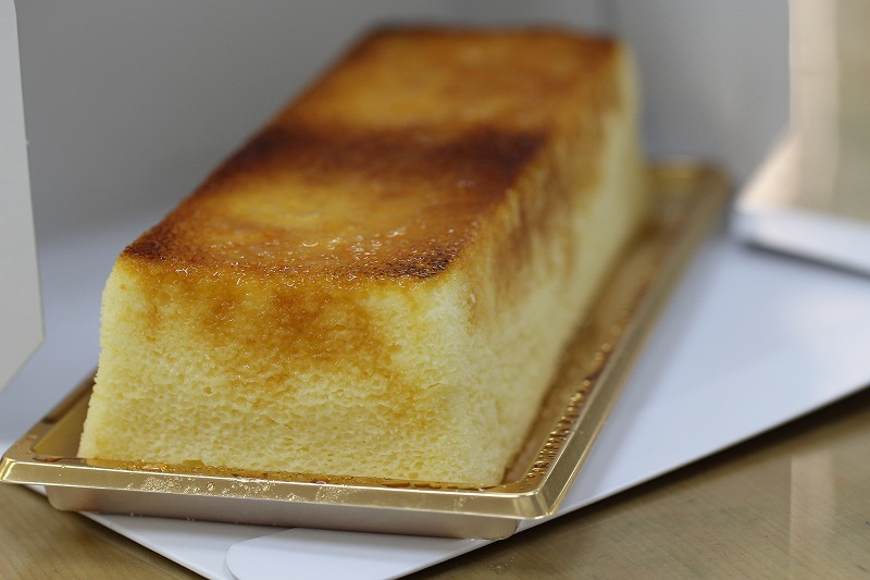 ル プレ・オ・ヴェールYAMAMUROのチーズケーキ